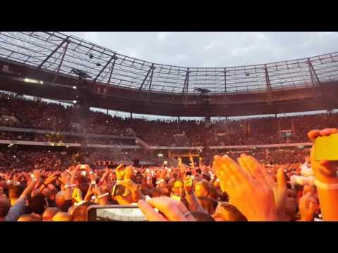 Coldplay - Fix You (Hannover - 16.6.2017)