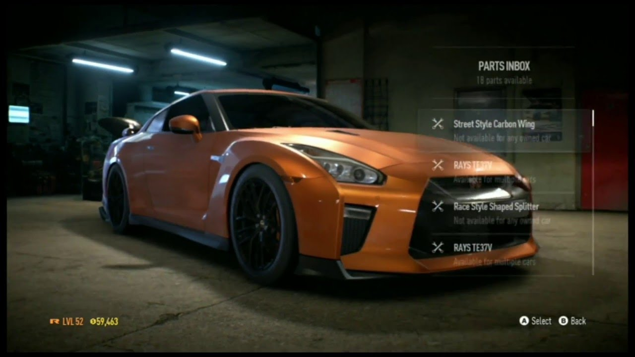 need for speed 2015 nissan gtr 2017 premium drift power build youtube. Black Bedroom Furniture Sets. Home Design Ideas