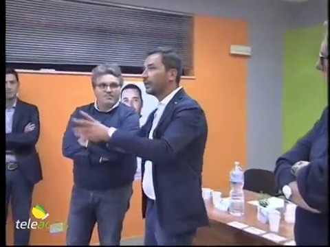 Teleacras - Michele Catanzaro su Giunta e Presidenza Ars