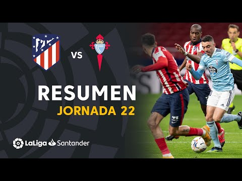 Atletico Madrid Celta Vigo Goals And Highlights