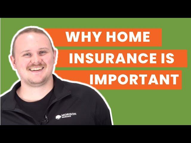 Understanding Home Insurance (In Under 60 Seconds)