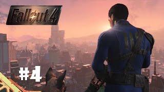 Fallout 4 4 Поиск жителей стримчик