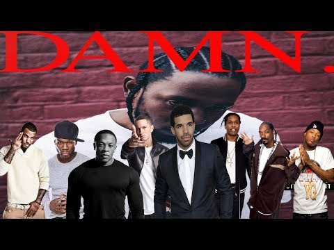 Celebrities Talk About Kendrick Lamar (Eminem, Drake, Dr Dre, Snoop Dogg, YG & more!)