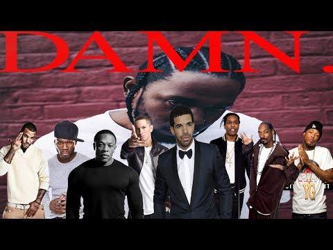 Celebrities Talk About Kendrick Lamar (Eminem, Drake, Dr Dre