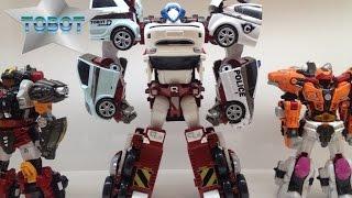 또봇 13기 쿼트란 자동차 로봇 변신 장난감 놀이 Tobot Transformer Play 영실업 [라임튜브]