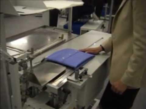 VEIT 3610 Shirt Folding Station