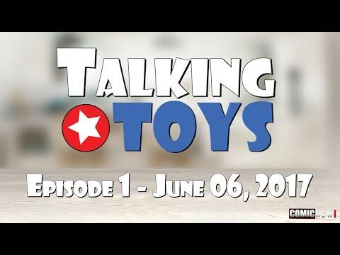 Talking Toys - Episode 1