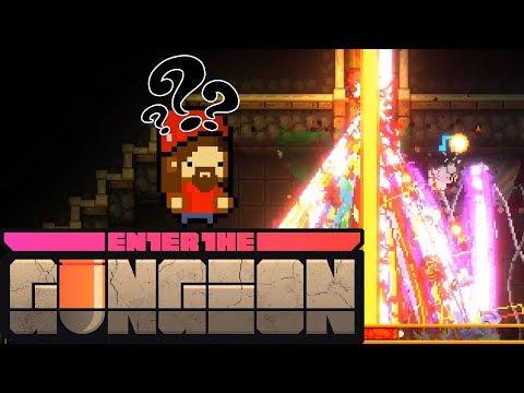 Enter the Gungeon | Test Gun Destruction | Custom Rungeon