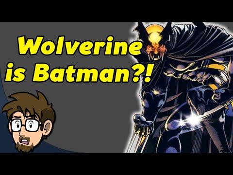 Batman FUSED WITH Wolverine?! (Logan Wayne: Dark Claw) - Comic Drake
