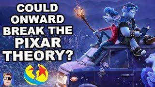 Could Onward BREAK The Pixar Theory?!