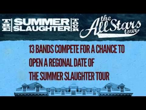 Central California's The Battle For Summer Slaughter 1.25.15 @STRUMMERS