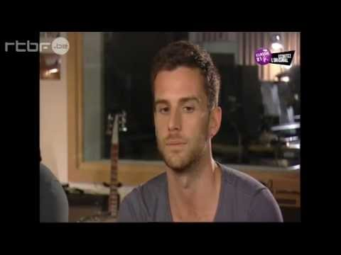 Guy Berryman et Will Champion  Mylo Xyloto RTBF