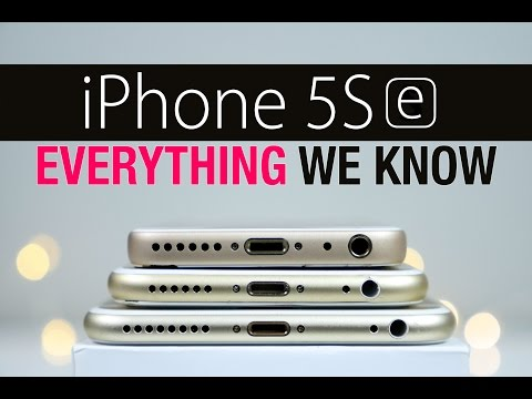 iPhone 5Se - Everything We Know