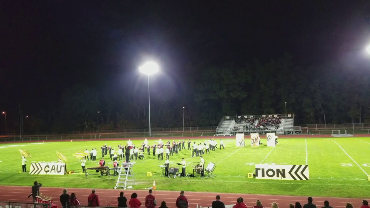 Vineland High School Marching Band 2017