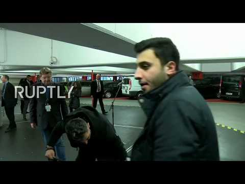LIVE: Syria talks take place in Vienna: stakeout