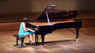 Yuja Wang, live at the Wiener Konzerthaus