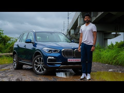 BMW X5 G05 - Bigger & Loaded With Tech | Faisal Khan