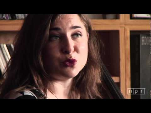 Alisa Weilerstein: NPR Music Tiny Desk Concert