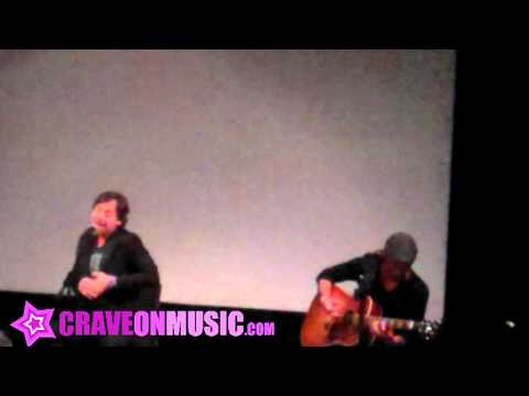 Darren Hayes 'Black Out The Sun' live acoustic
