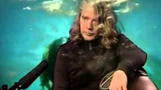 Helge Schneider als Unterwasser-Wanderer 1/2 DCTP