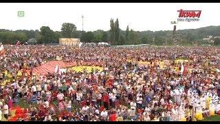 Msza Święta inaugurująca Światowe Dni Młodzieży w Krakowie