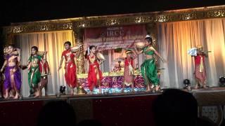 IRCC Diwali 2011- Marathi folk dance- Mee Hai Kohli