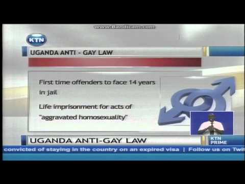 New dawn for Uganda as President Yoweri Museveni signs anti- gay bill into law