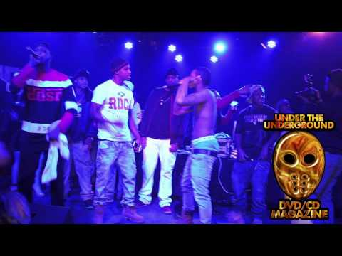Lil Durk Try Me Live Performance at Club Limelight in Nashville,TN