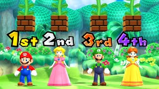 Mario Party 9 - Mario Wins By Doing Everything! (Master CPU)