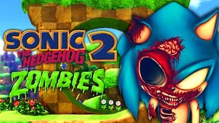 SONIC THE HEDGEHOG 2 ZOMBIES (Black Ops 3 Custom Zombies)