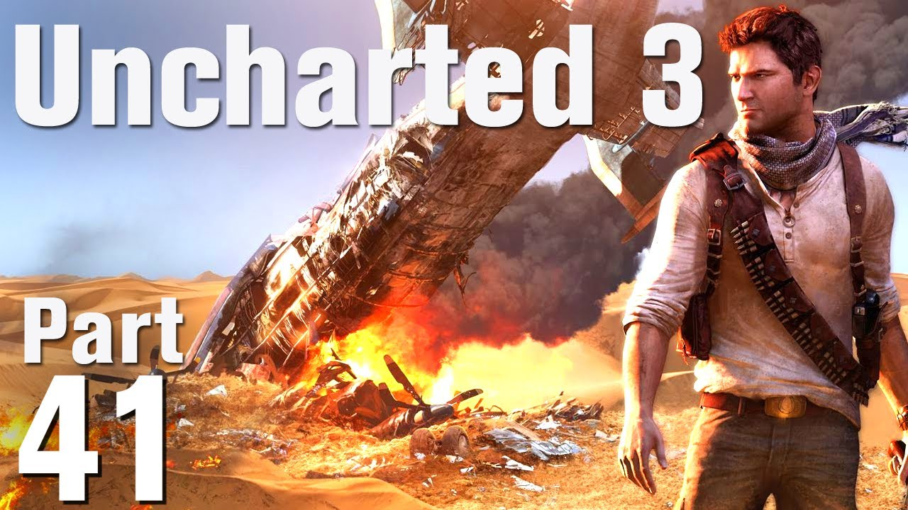 Uncharted 3 Walkthrough - Chapter 16 (2 of 2) - YouTube