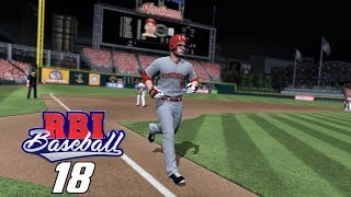 RBI Baseball 18 (Switch) Review