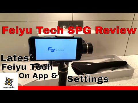 Feiyu Tech- SPG - 3 Axis Smartphone Gimbal
