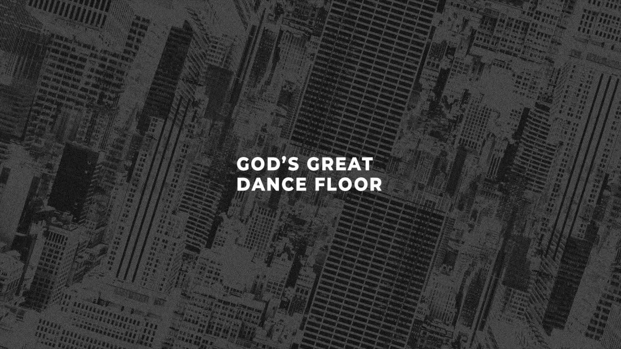 Martin Smith - Gods Great Dance Floor (Official Audio)