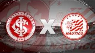 SC Internacional vs Nautico full match