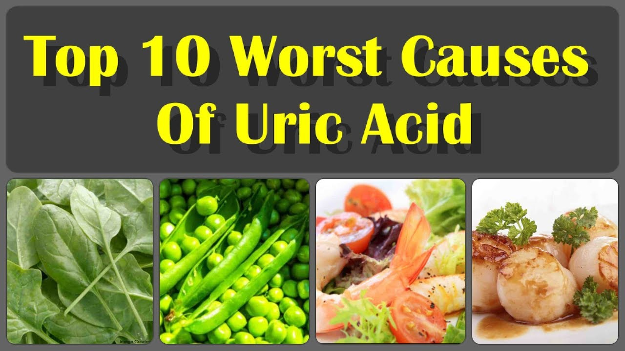 What Causes High Uric Acid Levels In The Body And Get Rid Of Crystals Fast