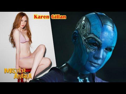 GAK NYANGKA.!! Before And After Pemeran Guardians Of The Galaxy Yang Main Di Avenger Infinity