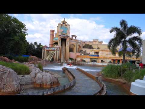 SeaWorld Orlando 2014 Tour and Overview - Florida