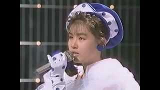 【HD】 田村英里子/真剣(ほんき) (1989年) TV音源版 田村英里子 検索動画 24