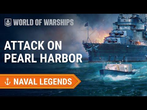 Naval Legends: Pearl Harbor