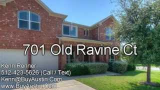 Meritage Built Teravista Homes For Sale - 701 Old Ravine Ct - 512-423-5626