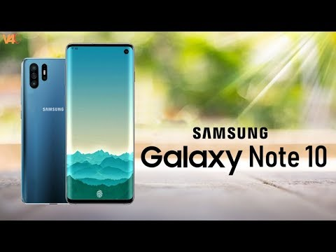 Samsung Galaxy Note 10 Launch, Release Date, Price, Specs, Features, Camera, Leaks, Concept