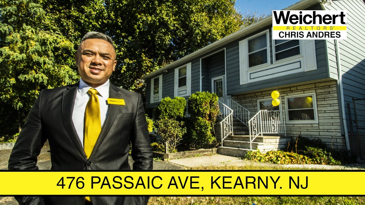 476 Passaic Ave, Kearny with Chris Andres