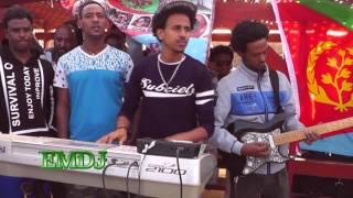 eritrean music 2016 ኣንታ ደላይ ፍትሒ zekarias brhane in holot with emdj
