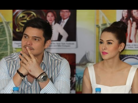 Marian Rivera and Dingdong Dantes entertain fans in Dubai - 동영상