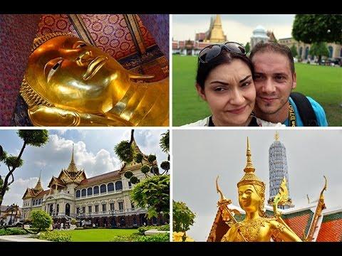 VLOG THAÏLANDE # 3 Le Grand Palais - Wat Phra Kaew - Wat Pho