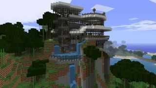 Minecraft / Top 10 des plus belles maisons #3