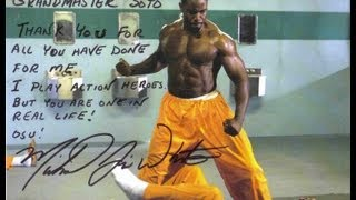 Repeat youtube video Michel Jai White Black fighter