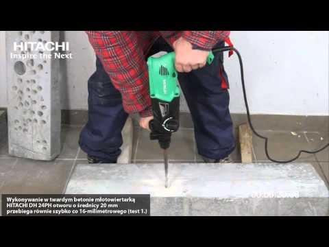 Електрически перфоратор SDS-plus HITACHI DH24PH #kujpqZocRnY