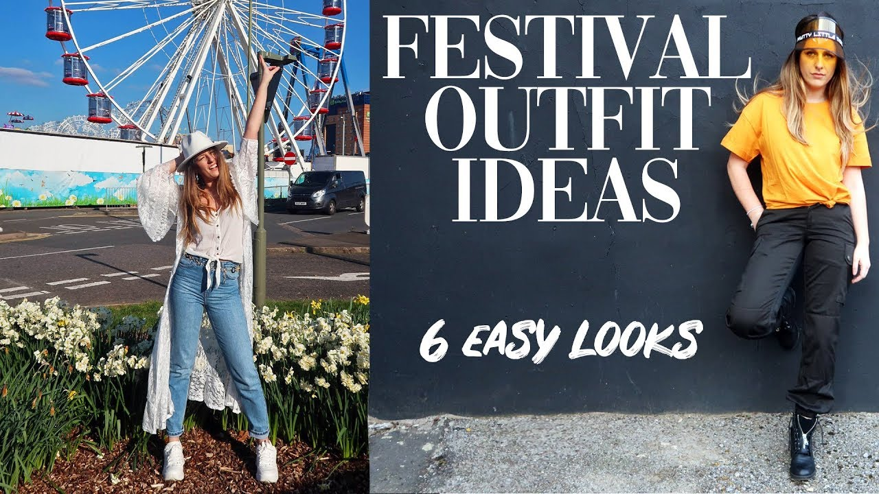 [VIDEO] - Lookbook Festival Outfit Ideas | COACHELLA | Festivals Tips 2019 4